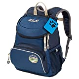 Jack Wolfskin Kinder Little Joe Bequemer Kinderrucksack, Dark Indigo, ONE Size