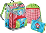 Sammies by Samsonite Premium plus Schulranzen-Set 3-tlg. Color Joy