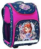 Sofia die erste Schulranzen Mädchen 1 Klasse Tornister Schulrucksack Schultasche für Grundschule super leicht 850g