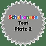 Schulranzen Test Platz 2