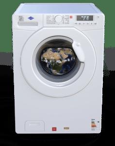 Schulranzen in Waschmaschine reinigen