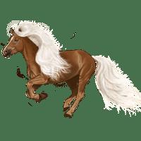Schulranzen Pferd